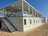Low Cost Flat Pack Customized Container Modular House/Office/Carport/Hotel