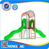 Cheap Mini Plastic Outdoor Playground Equipment (YL21873)