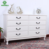 Wooden Living Room Furniture Drawer Cabinet (W-B-A1027)