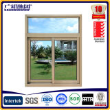 Cheap Aluminium and Glass Sliding Window with Mosquito Net