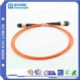 MPO 12fibers Multimode Fiber Optical Patchcord