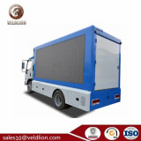 New Products LED Screen on Van Trucks Video Display Outdoor Trucks for Competitive Price