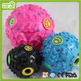 Vinyl Leaking Food Ball Pet Dog Toy