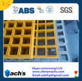 Fiberglass Grating /GRP Grating /FRP Grating Passed ABS ISO 9001 2015 SGS