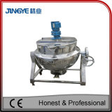 High Quality Tilting Gas Jacketed Cooker with Agitator
