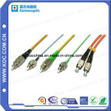 Fiber Optical Connector, Patchcord, Single Mode FC/APC