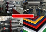 HDPE Sheet Extruder Machine Plastic Sheet Extrusion Line