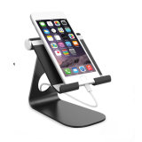 Tablet Stand Adjustable Aluminum Holder for Smartphone