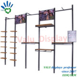 Shoe Clothes Store Display Rack Furniture Equipment for Clothes Shop Decoration