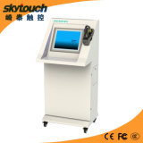 19inch Automation Terminal Touch Kiosk with Bar-Code Scanner