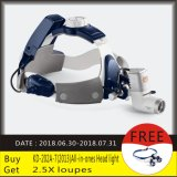 5W LED All-in-One Magnification Medical Examination Head Light