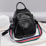 Fashion Designer Wholesale Small Backpacks Women Mini Outdoor Handbag Purse PU Leather Backpack for Girls
