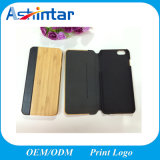 Customized Eco-Friendly Wooden Phone Cases Leather Back Cover for iPhone Wood Phone Case