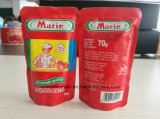 Made in China Canned Tomato Paste Tomato Marie Ketchup and Tomato Sachet