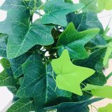 Film Ground Melon Leaves Artificial Plant, Beautiful Design, Cheap and Fine.