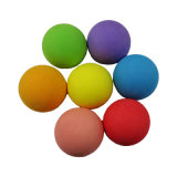 Amusement Equipment Cannon Game Foam Balls Plastic Ocean Balls