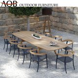 Wholesale Modern Home Outdoor Garden Rattan Wicker Cone-Shape Table Chair Dining Furniture