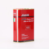 1L Gasoline Synthetic Motor Oil Tin Packaging Can