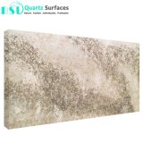 Matt or Polished Finish Quartz Stone Slab with High Quality