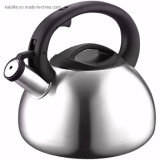 Stainless Steel Kettle with Whistle Blow