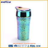New Design Fashion Electroplate Ceramic Colorful Mug