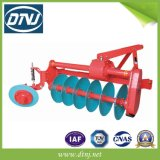 Tractor-Driven Disk Plow 1lyq-520 Tractor Pto Rotary Plough