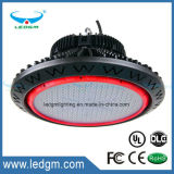 2016 Ce RoHS UL Dul 5years Warranty Meanwell Driver LED UFO High Bay Light 80W 150W 200W 240W