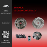 China Motorcycle Spare Parts Wholesale CVT Pulley Assembly