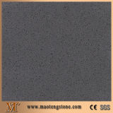 Hot Selling Best Quality Dark Grey Quartz Stone Pure Color Series