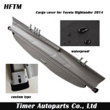 Retractable Cargo Cover Parcel Shelf for Toyota Highlander 2014