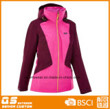 Women′s Colorful Style Ski Jacket