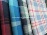 Yarn Dyed Cotton Stretch Flannel Fabric for Shirt