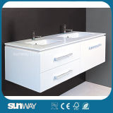 MDF Bathroom Furniture 2014 New Arrival Popular MDF Bathroom Furniture (SW-MF1205)
