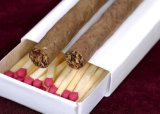 Color Cigar Long Safety Match