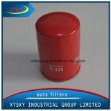 High Quality Factory Supply Low Price Oil Filter 15208-02n01 for Nissan