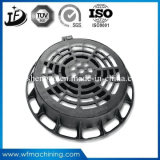 Green Sand Casting Factory Supply Manhole Cover with Machining