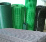 The PVC Plastic Wire Mesh with Low Price.