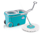 with Carry Handle Walkable Magic Mop
