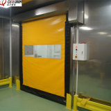 China New Product Industrial Auto-Recovery Fast Roller Shutter Door