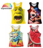 Customize All Sorts of Printing Tank Tops, Vests