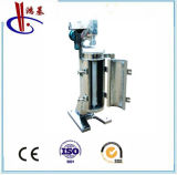 GF125 High Speed Liquid Liquid Solid Separating Machine