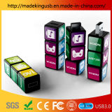 Rectangular Magic Cube USB Flash Drive/USB Stick