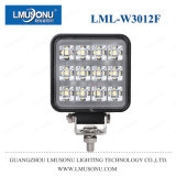 Lmusonu New 3012f 18W Square LED Work Light with Original Osram LED Chip