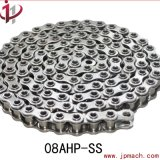 Steel Hollow Pin Chains Conveyor Short Pitch Chain Roller Chain 08ahpss