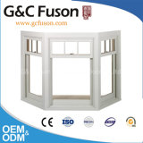 Bay Aluminium Window of Europe Design for Commercial and Residential