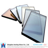 Clear Low-Iron Tempered/Toughened Insulated Glass for Window
