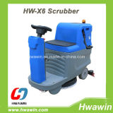 Battery Operated Ride on Floor Scrubber Dryer