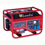 Soundproof 4.5kw 5kw 4.5kVA Kobal Type Gasoline/Petrol Generator with Double VDE