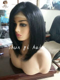 Wholesale Price Brazilian Straight Human Hair Wig Bob Full Lace Wig