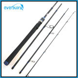 Four Section Travel Fishing Rod Fishing Tackle
